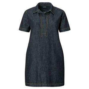 Lauren shift demin dress